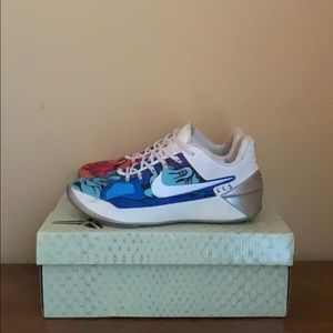 Nike Shoes | Kobe Ad Fire Ice With Box